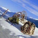 alte-schneeschuhausruestung
